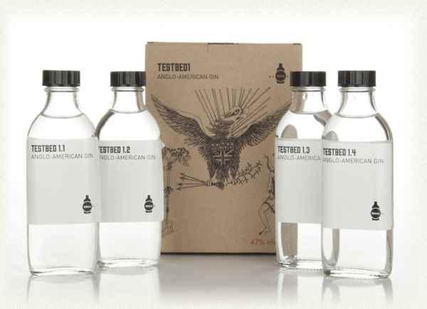 Testbed 1 Gin  (The London Distillery Company)