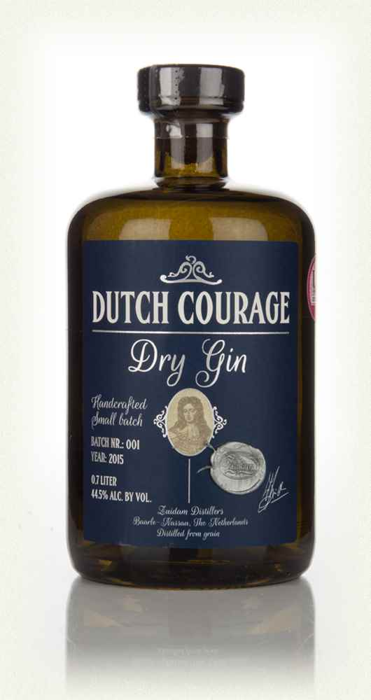 Zuidam Dutch Courage Gin Master Of Malt