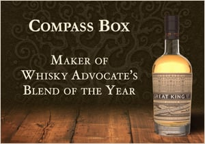 Compass Box Distillery