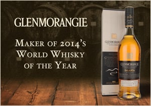 Glenmorangie Whisky Distillery