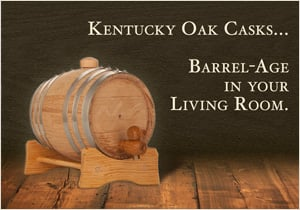 Kentucky Oak Barrels
