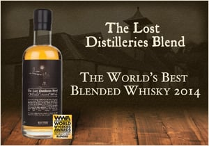 The Lost Distilleries Blend