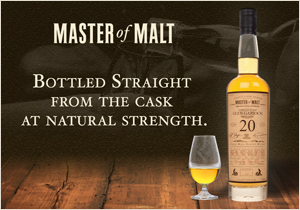Master of Malt Single Cask Whisky