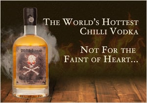 The Hot Enough Vodka Co