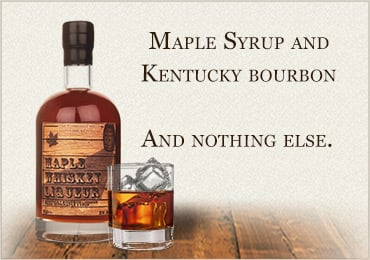 Maple Whisky Liqueur