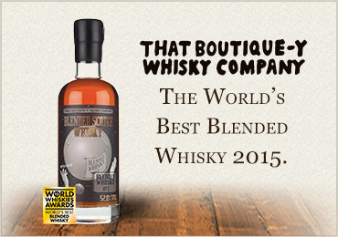 That Boutique-y Whisky Company Blended Whisky Number 1