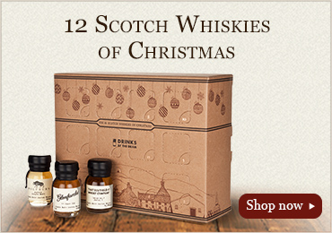 12 Scotch Whiskies of Christmas