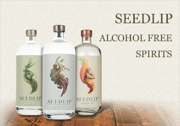 Seedlip - alcohol free spirits