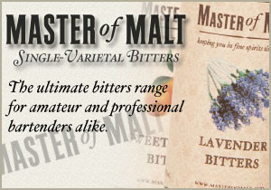 Master of Malt Single Varietal Bitters