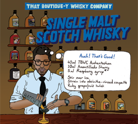 That Boutique Y Whisky Company