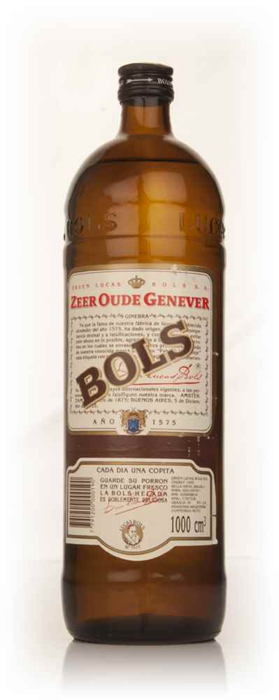 Bols Genever 1l - Early 1980s