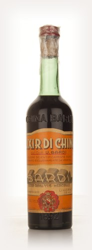 U. Bardi Elixir di China - 1952