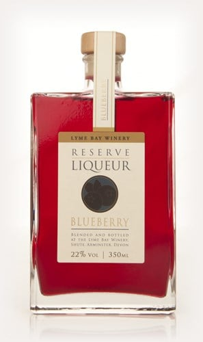 Blueberry Reserve Liqueur (Lyme Bay Winery)