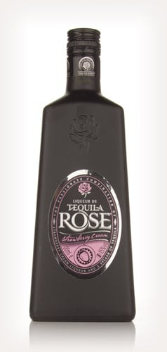 Tequila Rose Strawberry Liqueur 17%