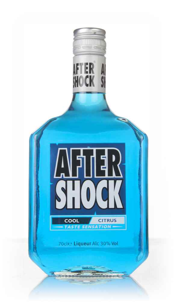 Aftershock Cool Citrus