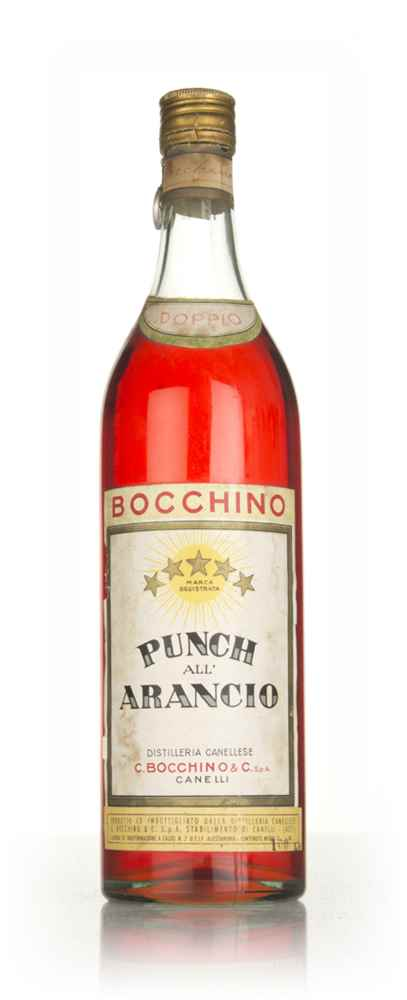 Bocchino Punch all' Arancio - 1949-59
