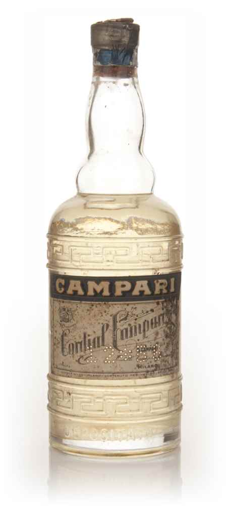 Campari Cordial 50cl - 1958