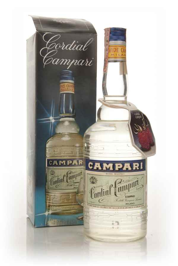 Campari Cordial (with Presentation Box) - 1970s