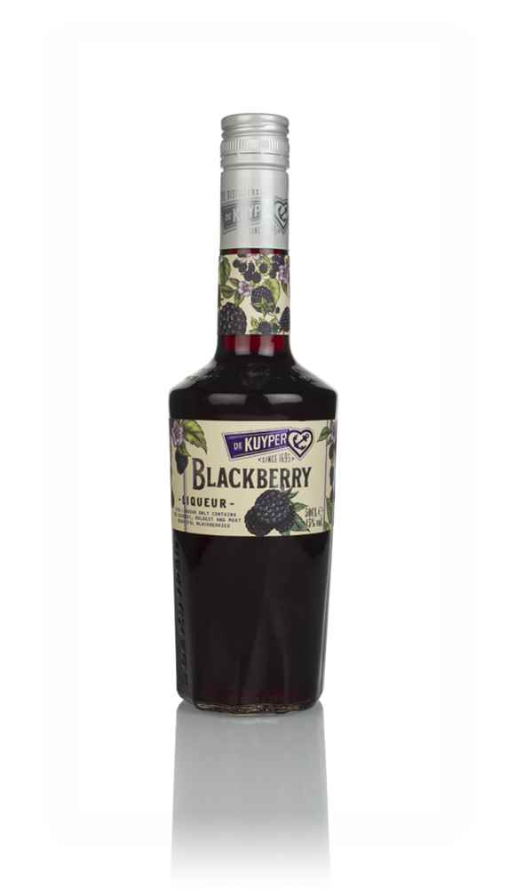 De Kuyper Blackberry Liqueur 50cl