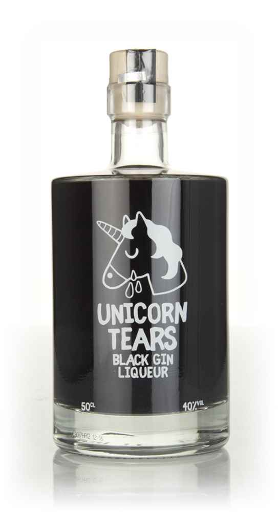 Unicorn Tears Black Gin Liqueur