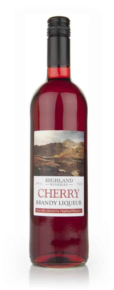 Highland Wineries Cherry Brandy Liqueur
