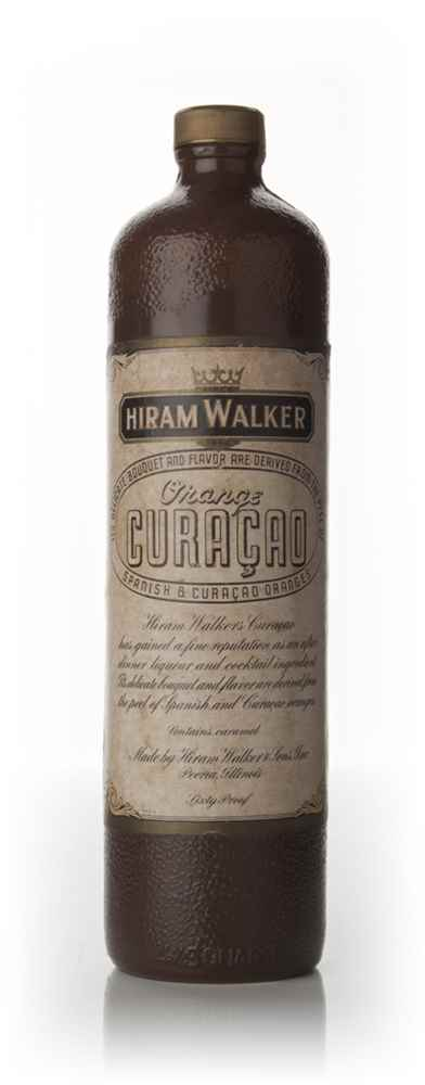Hiram Walker Orange Curaçao - 1960s