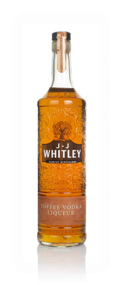 J.J. Whitley Toffee Vodka Liqueur
