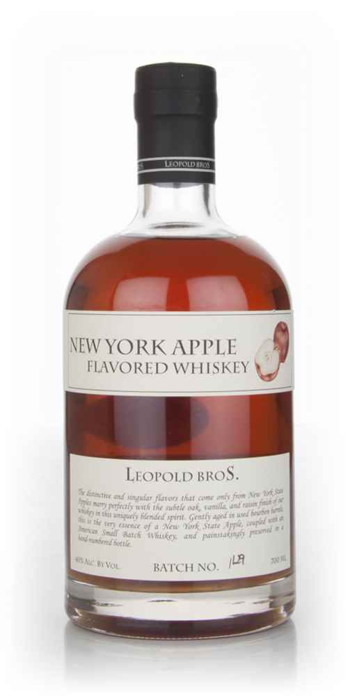 Leopold Bros New York Apple Whiskey Liqueur