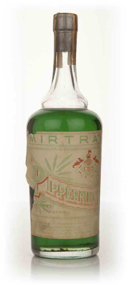 Mitra Pippermint - 1950s