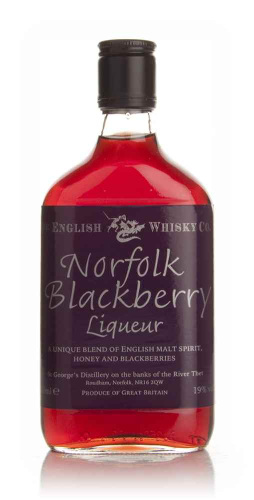 Norfolk Blackberry Liqueur 35cl