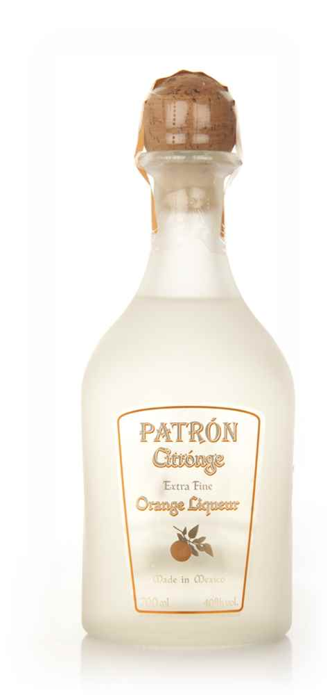 Patrón Citrónge Orange Liqueur 40%