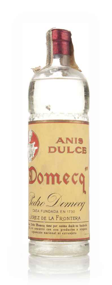 Domecq Anis Dulce - 1960s