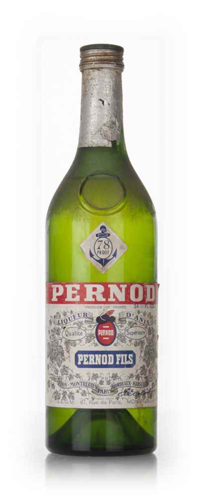 Pernod Anis - 1970s