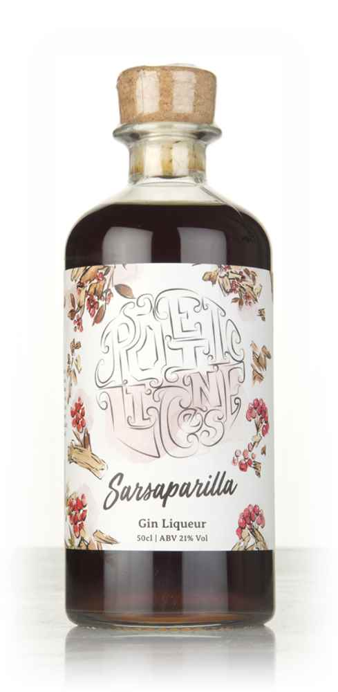 Poetic License Sarsaparilla Liqueur