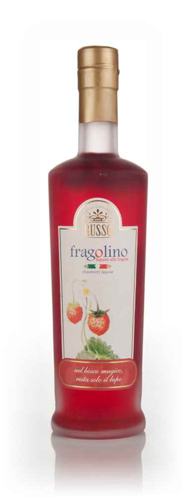 Russo Liquore di Fragola (Strawberry Liqueur)