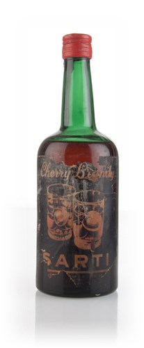 Sarti Cherry Brandy - 1949-59