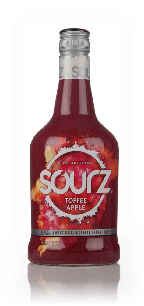 Sourz Toffee Apple
