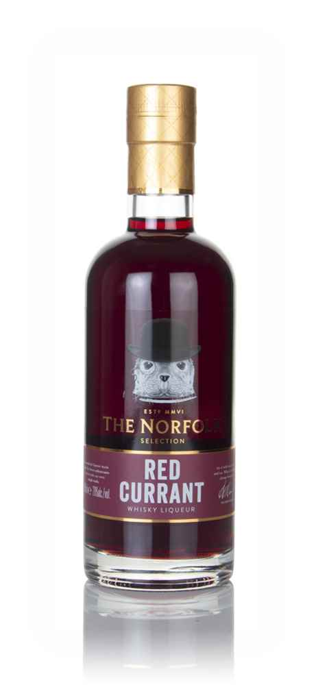 The Norfolk Redcurrant Whisky Liqueur