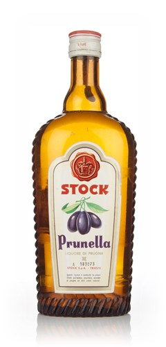 Stock Prunella - 1949-59
