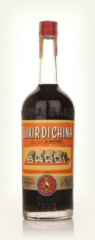 Bardi Elixir di China 1l - 1960s