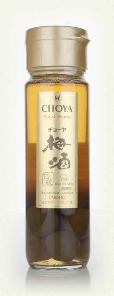 Choya Royal Honey Umeshu
