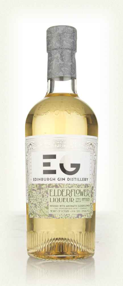 Edinburgh Elderflower Gin Liqueur