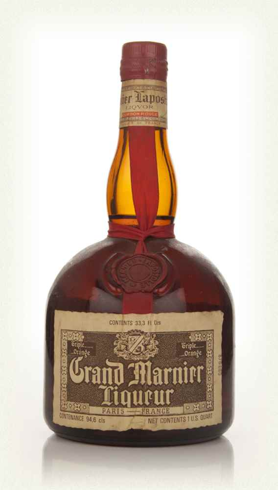 Grand Marnier Cordon Rouge 94cl - 1960s