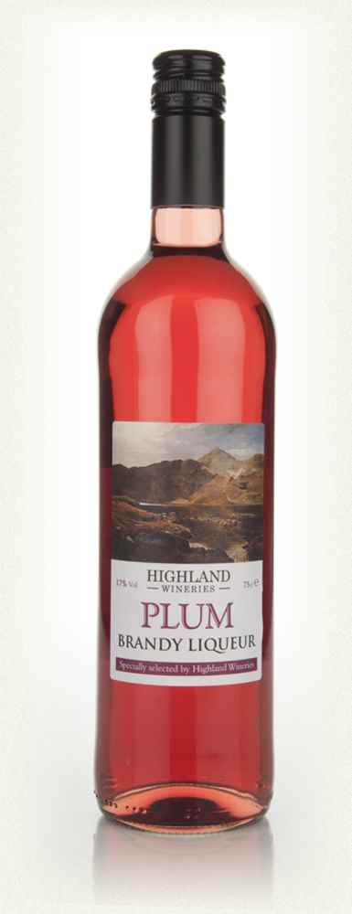 Highland Wineries Plum Brandy