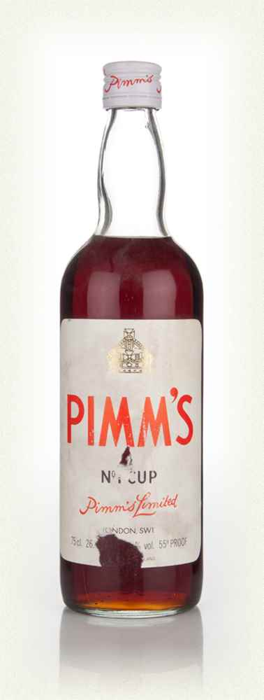 Pimms No 1 Cup - 1970s
