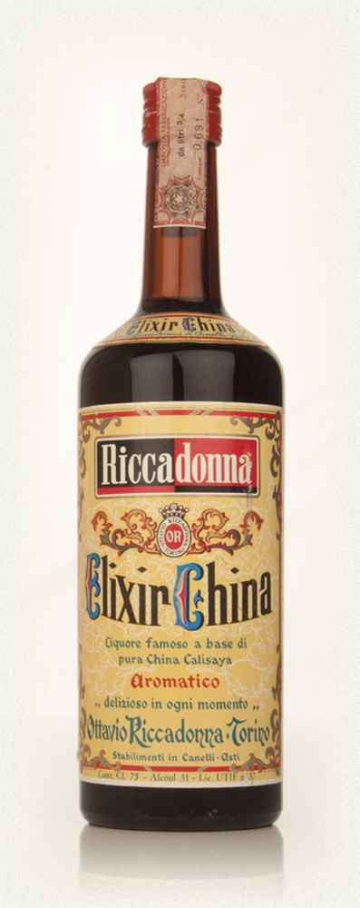Riccadonna Elixir China - 1969