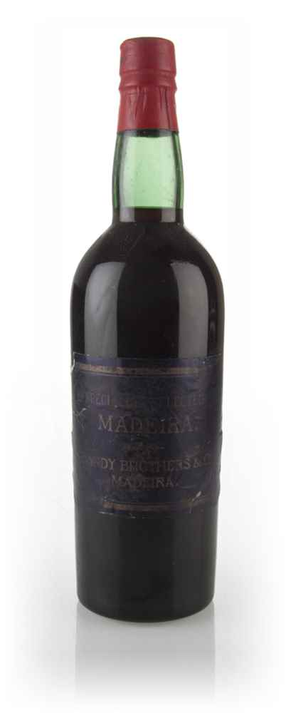 Blandy's Specially Selected Madeira - 1950s