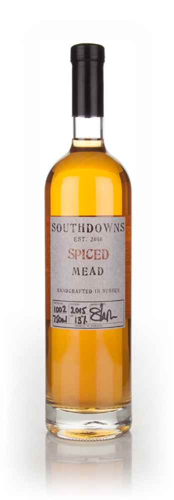 Southdowns Spiced Mead