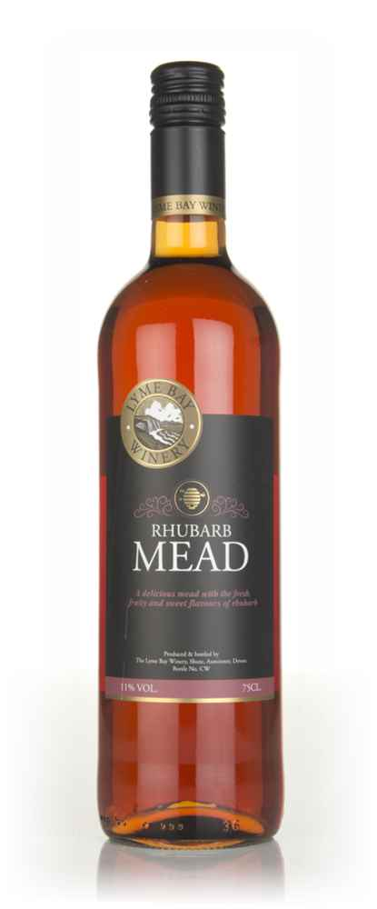 Rhubarb Mead (Lyme Bay Winery)