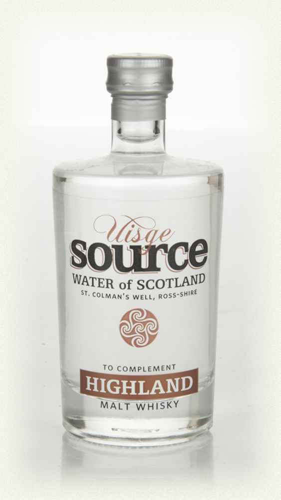 Uisge Source Water of Scotland - Highland